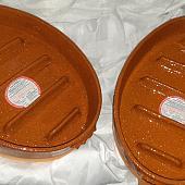 Asadores Ovalados Especiales Para Cochinillo - 2