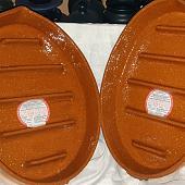 Asadores Ovalados Especiales Para Cochinillo - 3