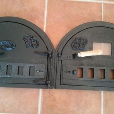 Puerta de Fundición Extra.